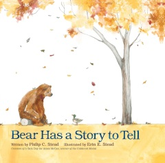 Bear Has Story to Tell - Cover