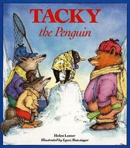 TackythePenguin